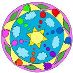 mandala for kids