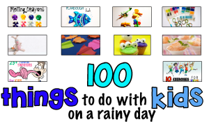 100 things to do with kids
