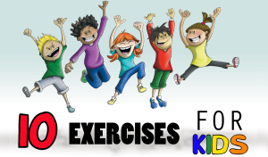 Kids exercises