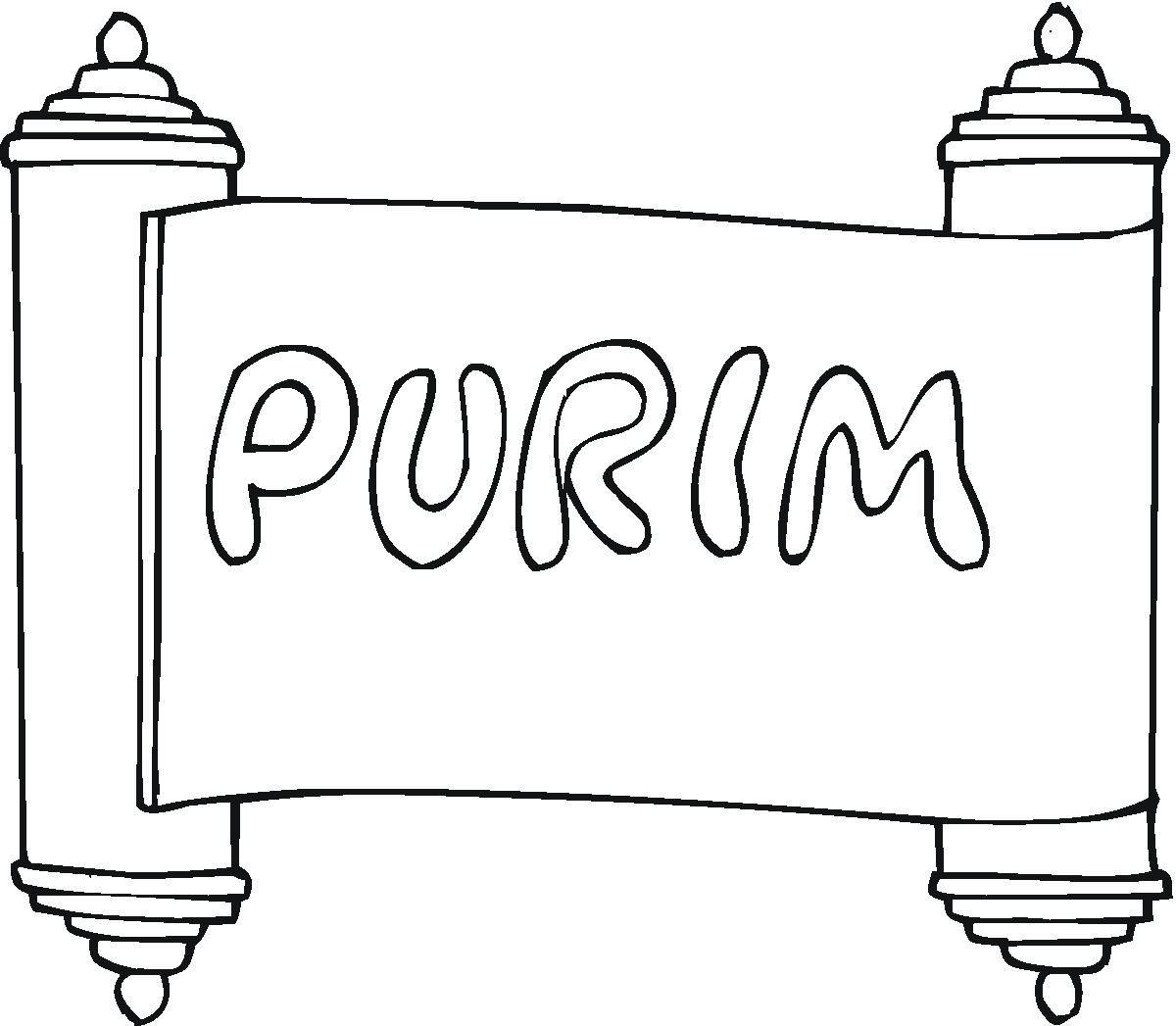 Purim Arts Crafts For Your Kids Purim Coloring Pages