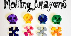 Melting Crayons-image