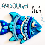 playdough fish