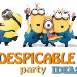 10 despicable me minion party ideas