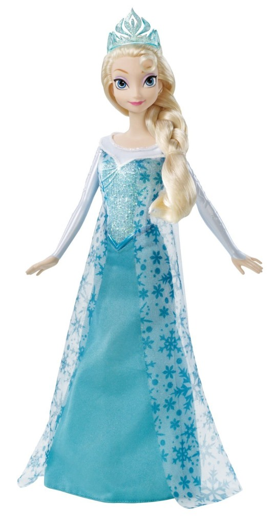 frozen elsa toy