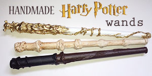 harry potter wands post