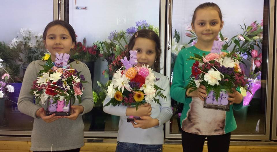 flower design for kids
