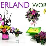flowerland workshop for kids